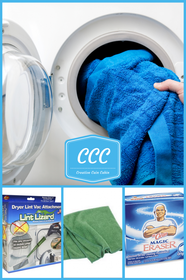 How to Clean a Clothes Dryer