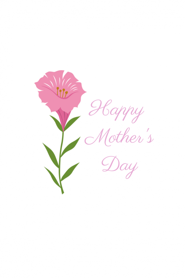 Happy Mothers Day Printable