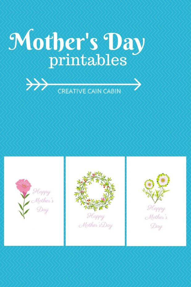 Mothers Day Printables ~ Free ~ Available for Instant Download