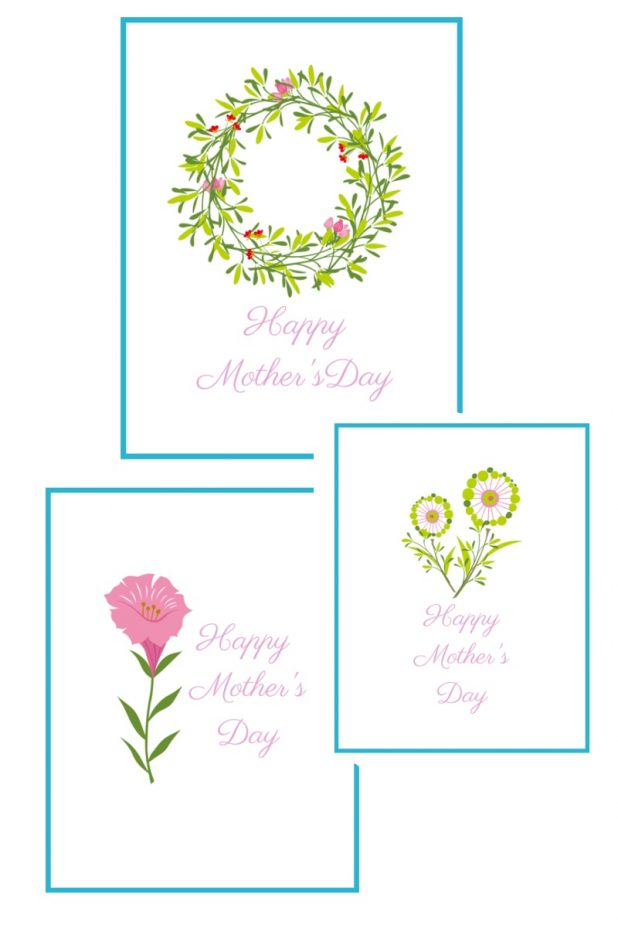 Mothers Day Printables ~ Instant Dowload