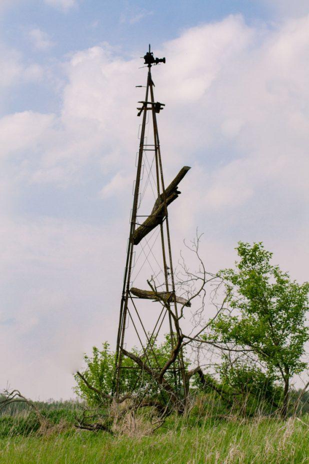Old Windmill | Pure Michigan | Country Living | https://twitter.com/CCainCabin | www.facebook.com/creativecaincabin | http://www.pinterest.com/dawncain/ | #Michigan #CountryLiving