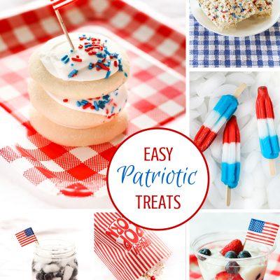 Easy Patriotic Treats