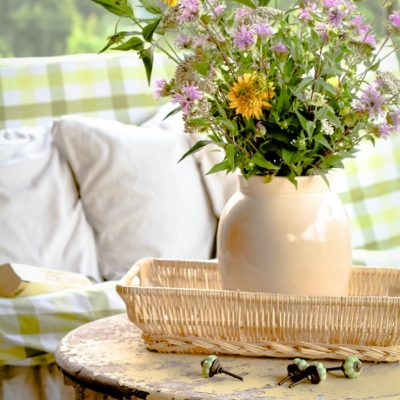 Decorating with Wildflowers