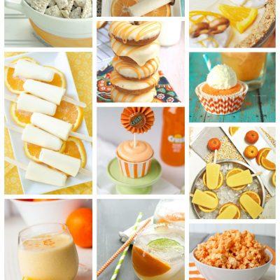 Creamsicle Recipes