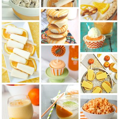 Creamsicle Recipes