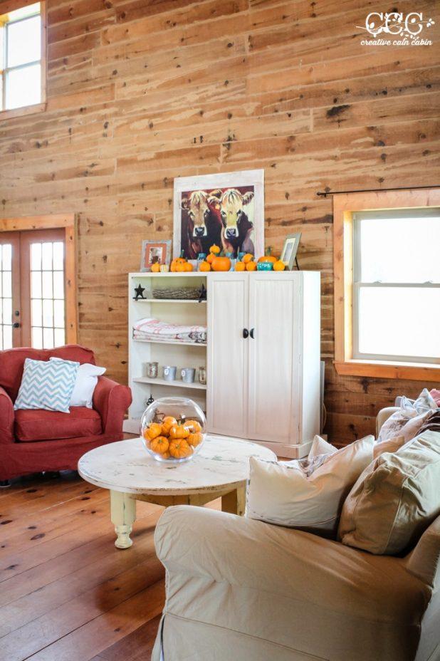 Fall Decor | Creative Cain Cabin