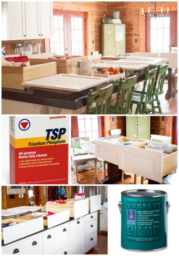 The Best Kitchen Cupboard Paint | creativecaincabin.com