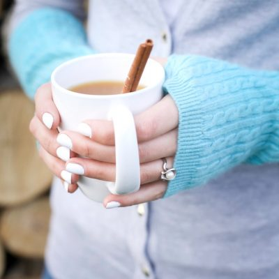 How to Make Fingerless Gloves From an Old Sweater