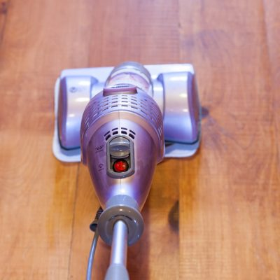 How to Restore Wood Floors For $5 {UPDATE}