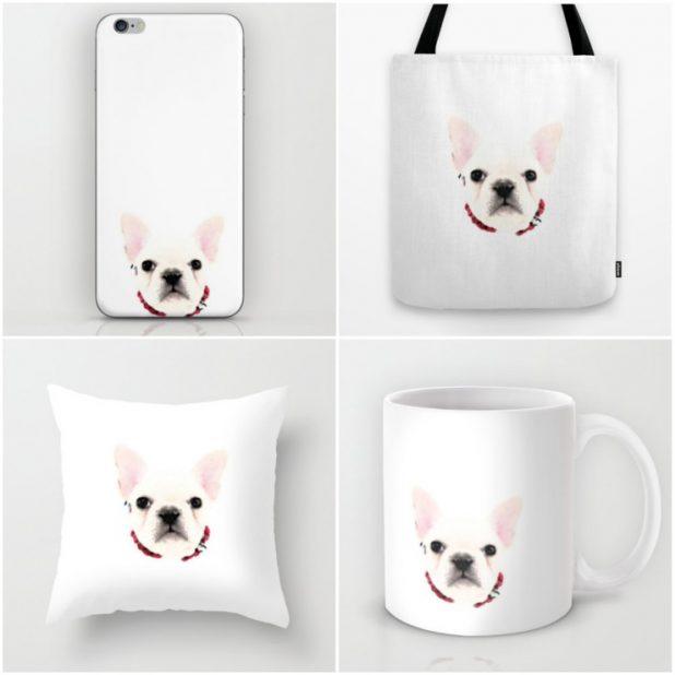 French Bulldog Collection | CreativeCainCabin.com