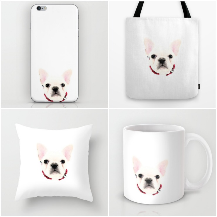 French Bulldog Collection | CreativeCainCabin.com