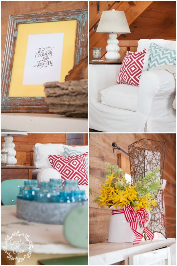 Decorating Ideas | CreativeCainCabin.com