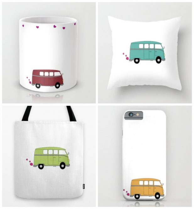 Love Bus Collection