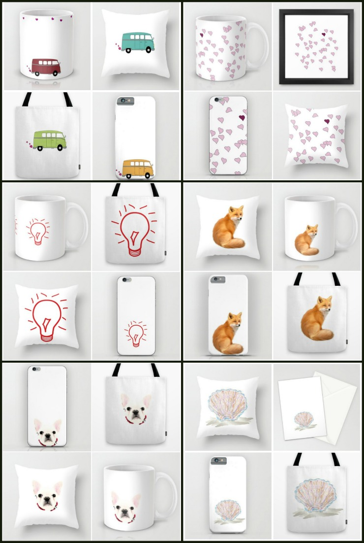 rtfully Creative Cain Cabin Products | society6.com/creativecaincabin