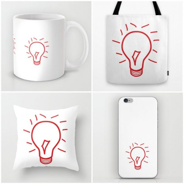 The Light Bulb Moment Collection | CreativeCainCabin.com