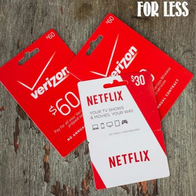 How to Save Money on Movie and Phone Cards