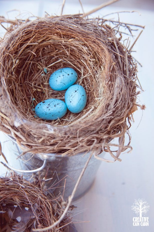 How to Make Faux Bird Eggs | DIY Recipe | CreativeCainCaibin.com