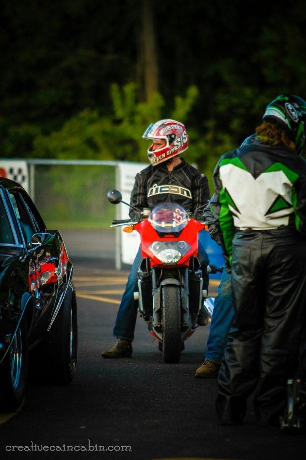 Motorcycle Races | CreativeCainCabin.com