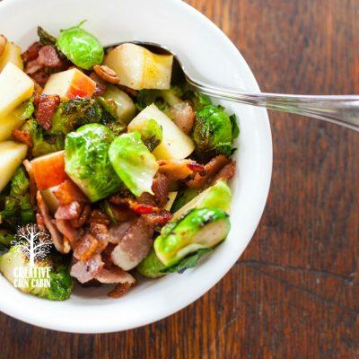 Virgin Diet Sweet & Salty Salad Recipe
