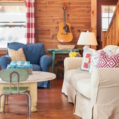 Patriotic Living Room Decor Ideas