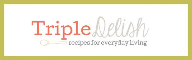 Triple Delish Logo | TripleDelish.com