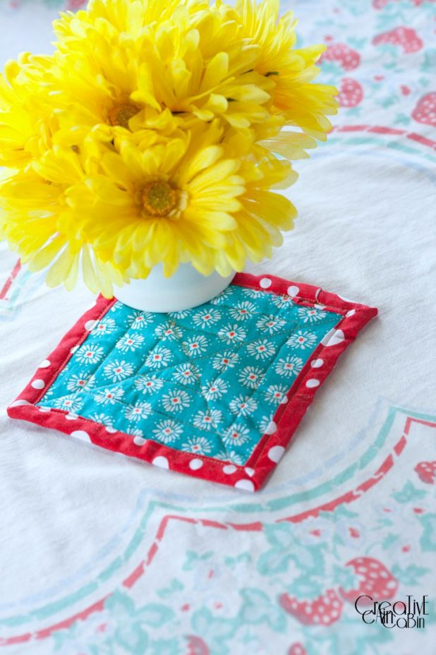 Winter Star Quilt Block | Farm Girl Vintage | CreativeCainCabin.com