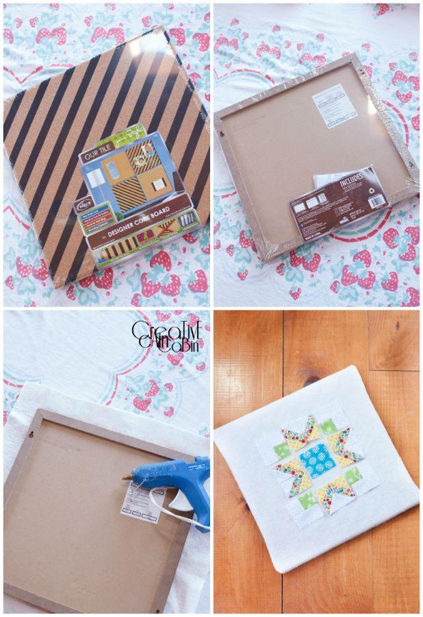 Quilt Square Design Board | CreativeCainCabin.com