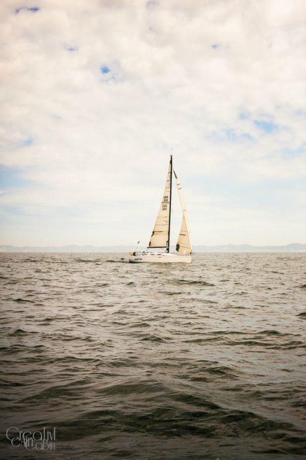 Sail Boat | CreativeCainCabin.com