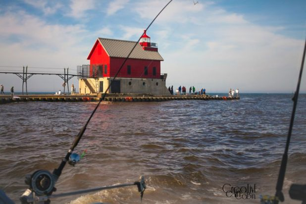 South Pier Lake Michigan | CreativeCainCabin.com