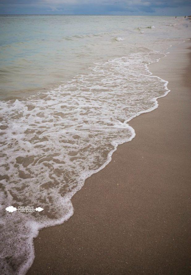 Beach | Ocean | Sand | CreativeCainCabin.com