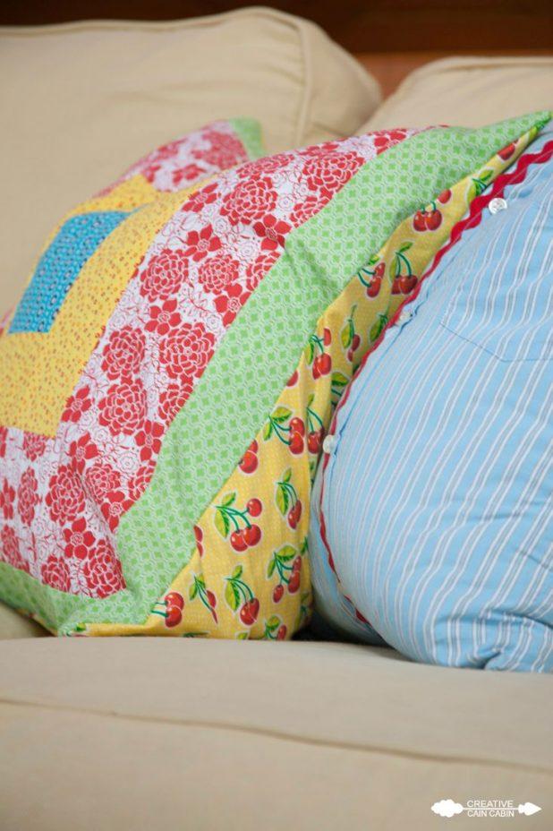 Yellow Paint Color | Soft Duckling | CreativeCainCabin.com