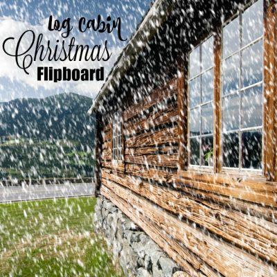 Christmas Cabin Flipboard Magazine