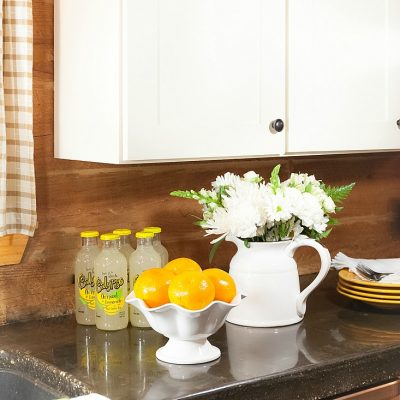 Styled Kitchen Countertop Discovery