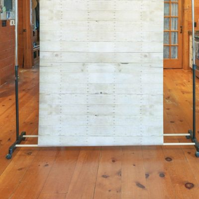 DIY Photography Backdrop Stand {No Tools Required}