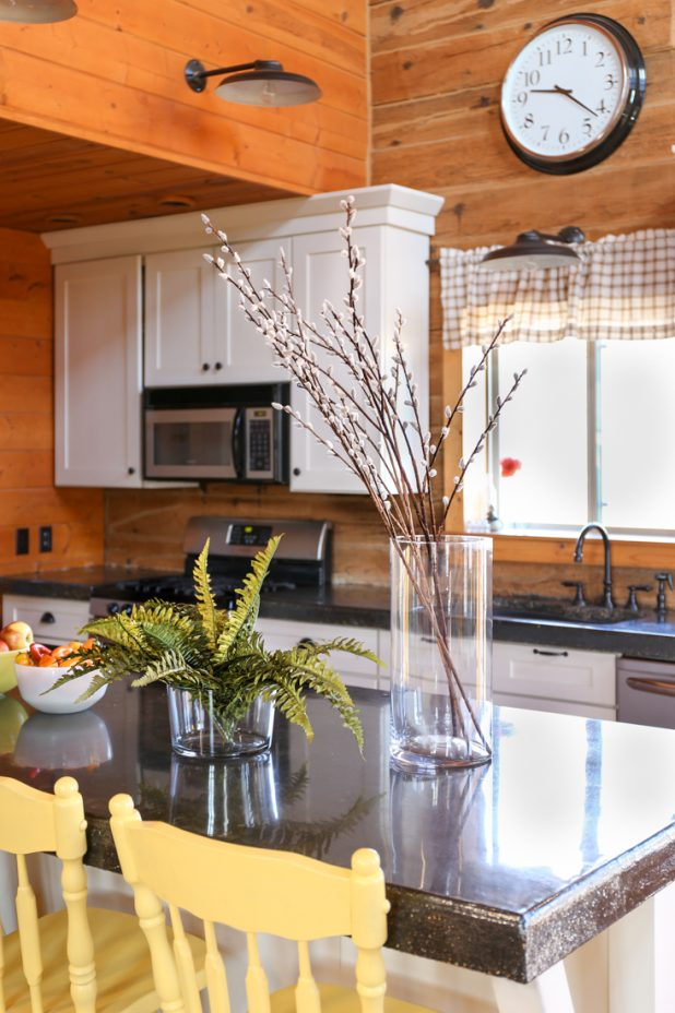 Decorate A Space With Oversized Glass Vase