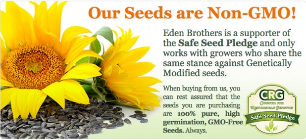 Eden Brothers Seeds