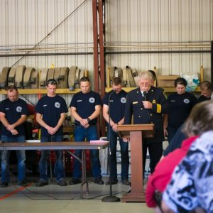 Firefighter Graduation Prayer