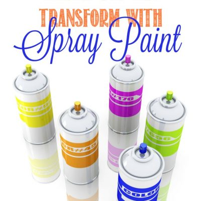 100+ Things You Can Transform With Spray Paint