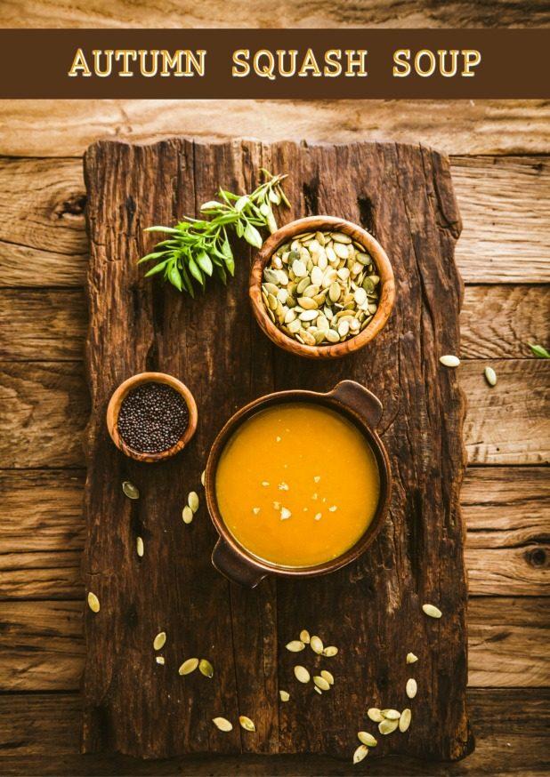 Autumn Squash Recipe