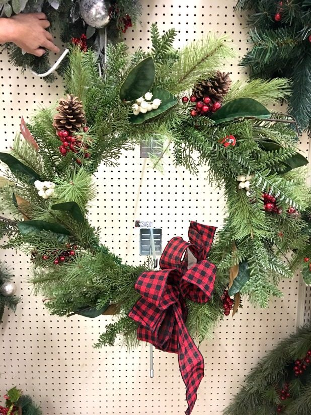 Hobby Lobby Christmas Wreath