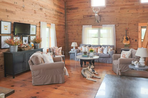 Fall, Autumn, Rustic Decorating Ideas
