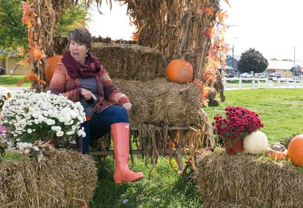 Shipshewana Indiana In Fall