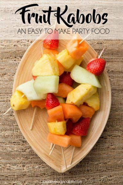 Fruit Kabob