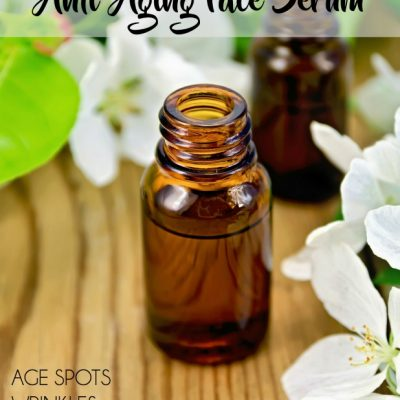 Essential Oil Anti-Aging Serum Recipe