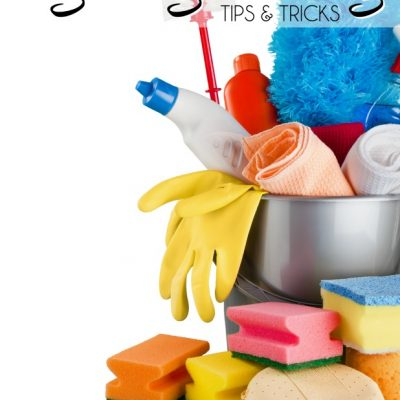 The Ultimate Organizing & Cleaning Tips & Tricks