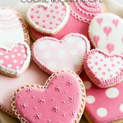 Valentine Cookie Recipe