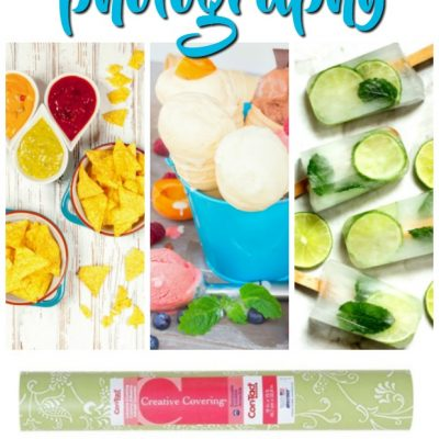 DIY Inexpensive Photography Backgrounds
