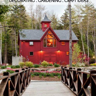 Top 10 Rustic Farmhouse Ideas