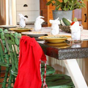 Log Home Kitchen Tour