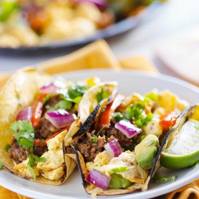 Mexican Breakfast Taco